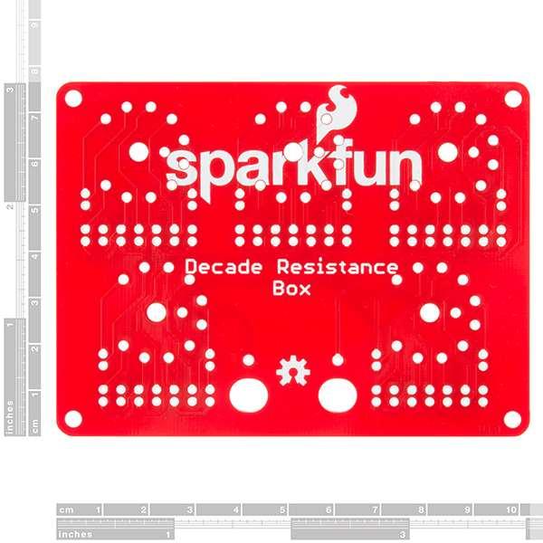 Decade Resistance Box 2