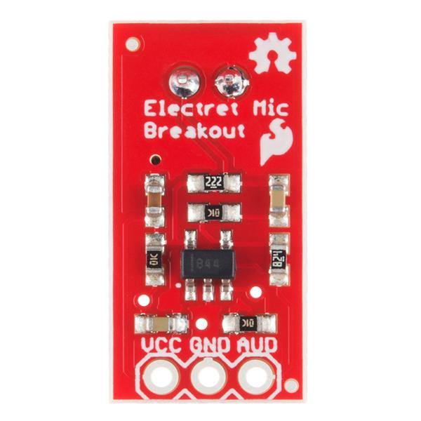 Microfon cu Breakout 2