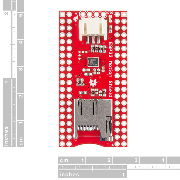 SparkFun ESP32 Thing Motion Shield 1