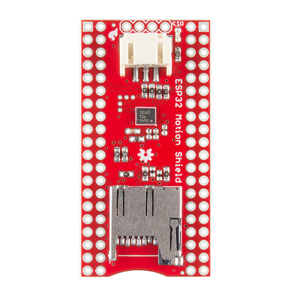 SparkFun ESP32 Thing Motion Shield 2