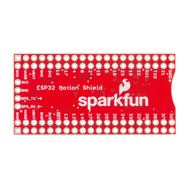 SparkFun ESP32 Thing Motion Shield 3