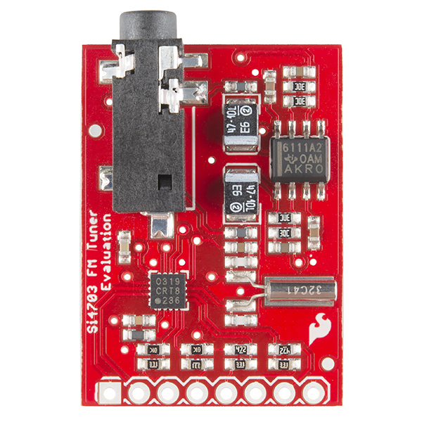 FM Tuner Evaluation Board - Si4703 2