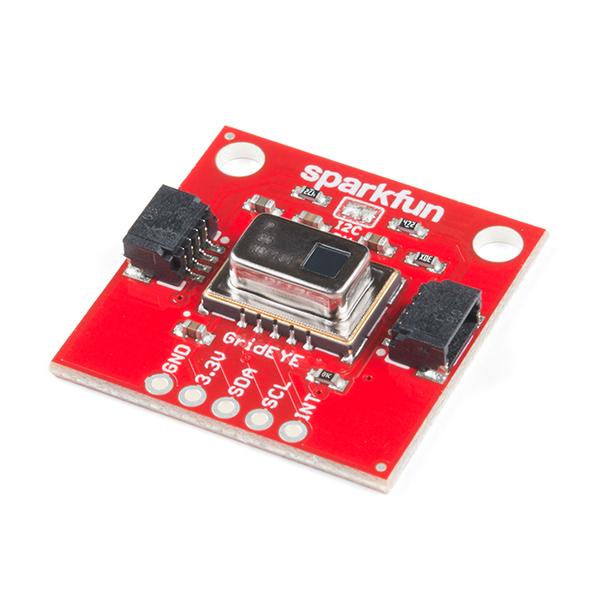 Breakout senzor caldura SparkFun Grid-EYE AMG8833 (Qwiic) 0