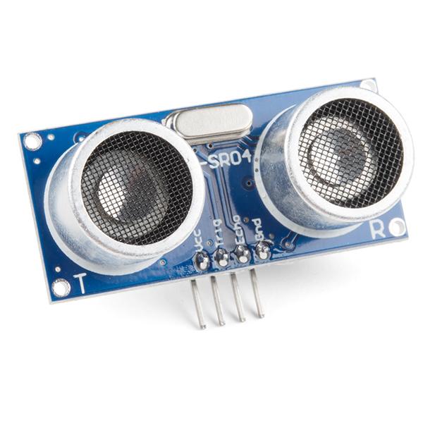 SparkFun HC-SR04 senzor de distanta ultrasonic 0