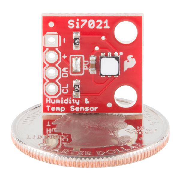 Senzor Umiditate si Temperatura - Si7021 2