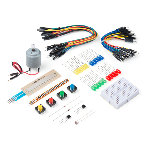 SparkFun Inventor's Kit Add-On Pack - v4.0 0