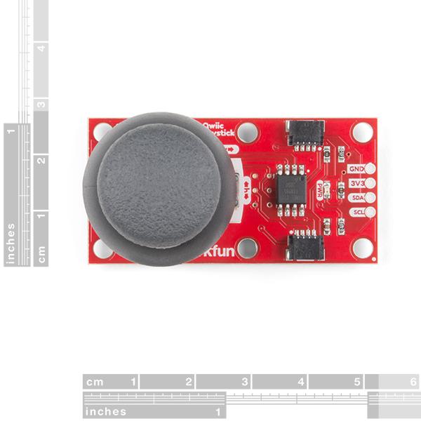 SparkFun joystick cu Qwiic 1