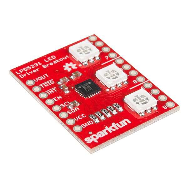 LED Driver Breakout - LP55231 [0]