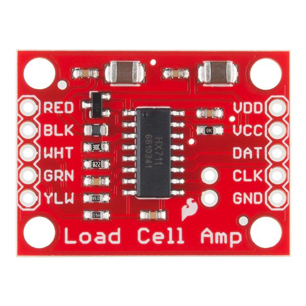 Amplificator Celule de Sarcina - HX711 4
