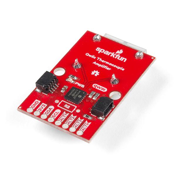 SparkFun MCP9600 breakout amplificator termocuplu (conector PCC) 0