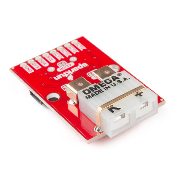 SparkFun MCP9600 breakout amplificator termocuplu (conector PCC) 3