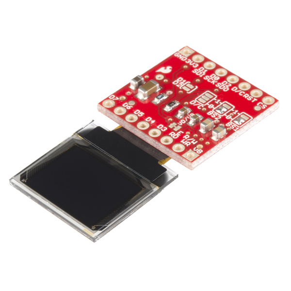 Micro OLED Breakout 0