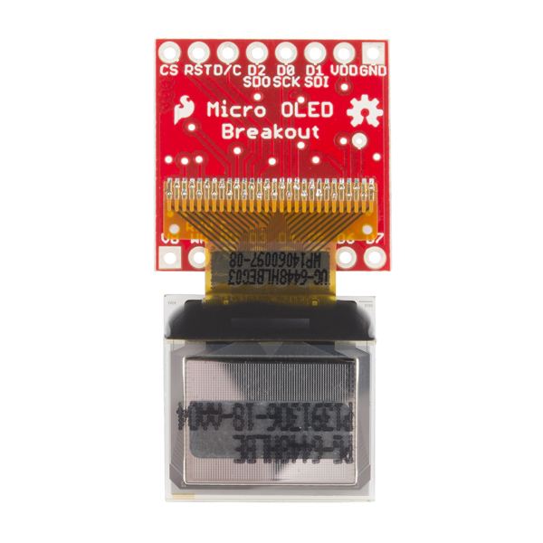 Micro OLED Breakout 1