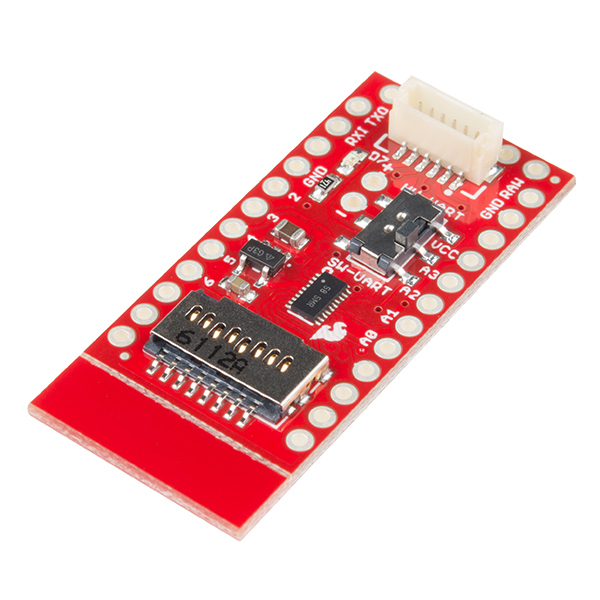 SparkFun Mini GPS Shield 0
