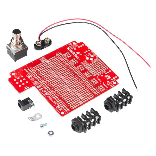 Kit Prototipare Pedala Electrica 0