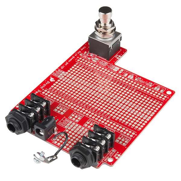 Kit Prototipare Pedala Electrica 4