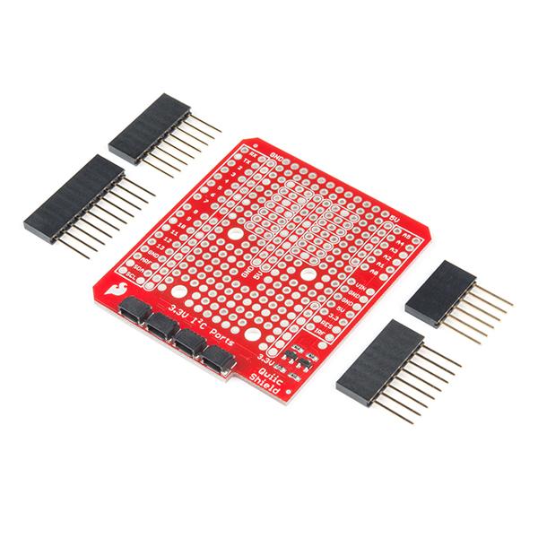 SparkFun Qwiic Shield pentru Arduino 0