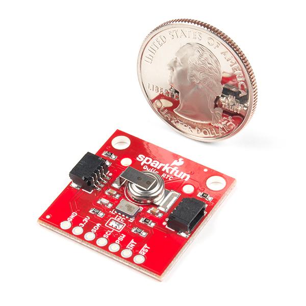 Modul de ceas cu timp real SparkFun RV-1805 (Qwiic) 4