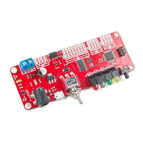 Placa de dezvoltare SparkFun RedBoard Edge 0