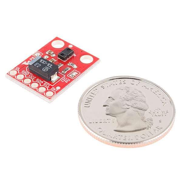 RGB  Gesture Sensor - APDS-9960 4