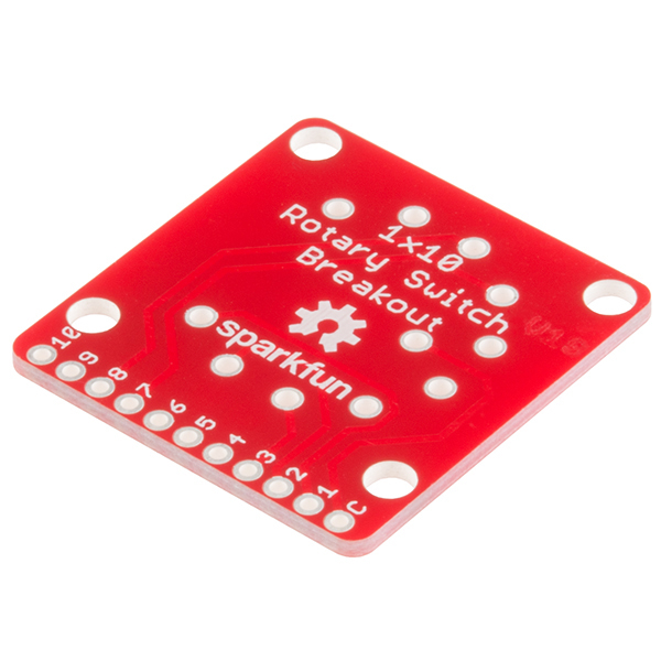 Rotary Switch Breakout 5