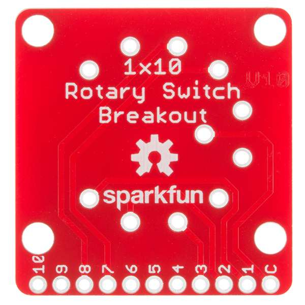 Rotary Switch Breakout 6