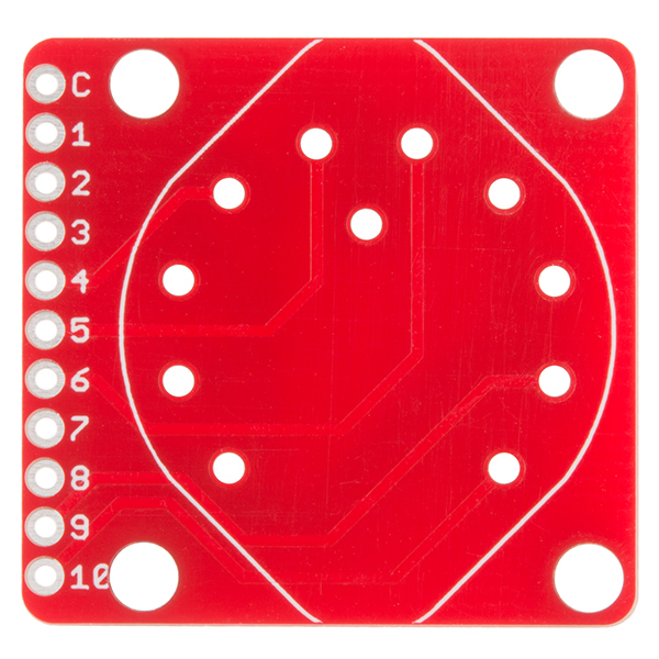 Rotary Switch Breakout 7