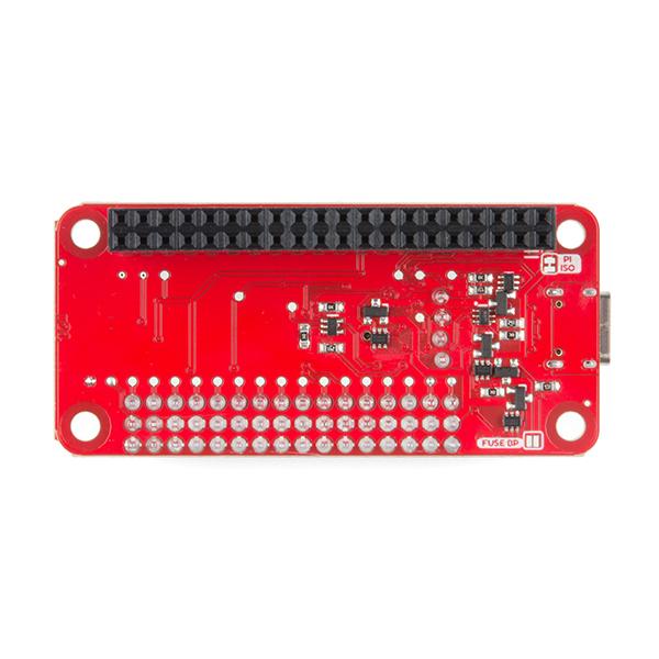 SparkFun Servo pHAT pentru Raspberry Pi [3]