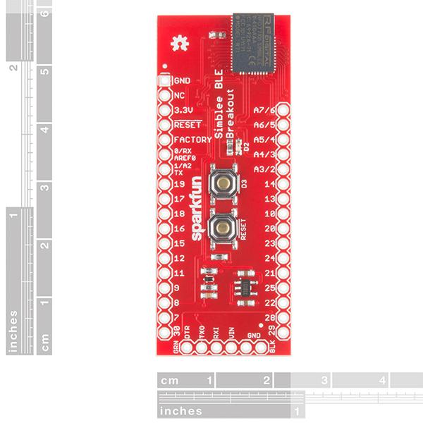 Simblee BLE Breakout - RFD77101 1
