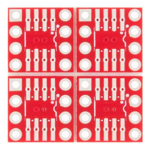 Circuit adaptor SOIC la DIP - 8 Pini 1