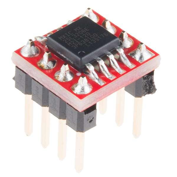 Circuit adaptor SOIC la DIP - 8 Pini 5