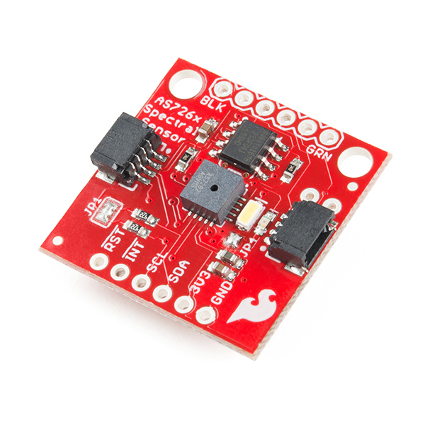 SparkFun Spectral Sensor Breakout - AS7262 Visible (Qwiic) 0