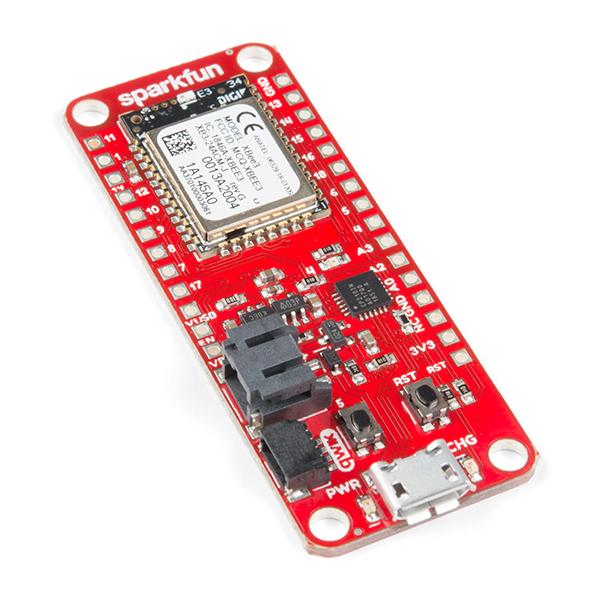 SparkFun Thing Plus - XBee3 Micro placa dezvoltare cu antena chip 0