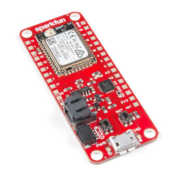 SparkFun Thing Plus - XBee3 Micro (U.FL) placa dezvoltare 0