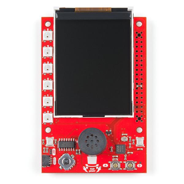 SparkFun Top pHAT pentru Raspberry Pi [2]