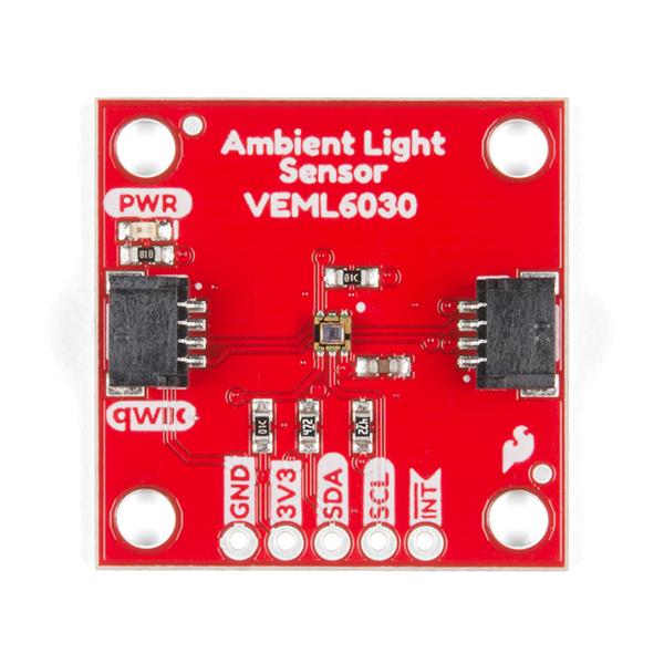 SparkFun VEML6030 senzor de lumina cu Qwiic 1