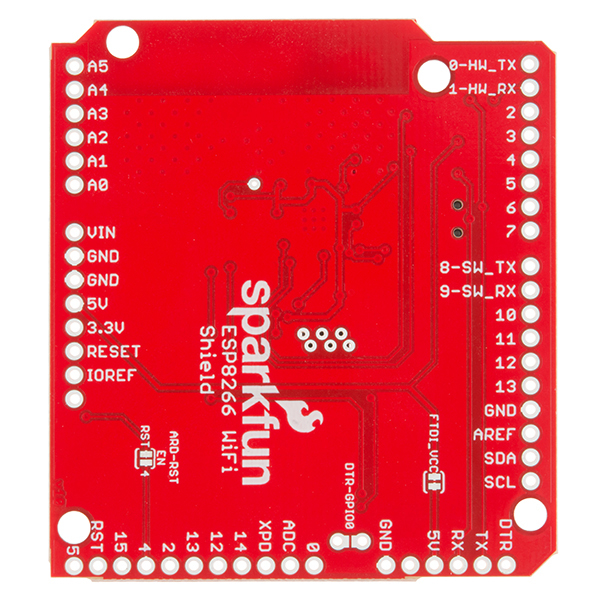 WiFi Shield - ESP8266 3