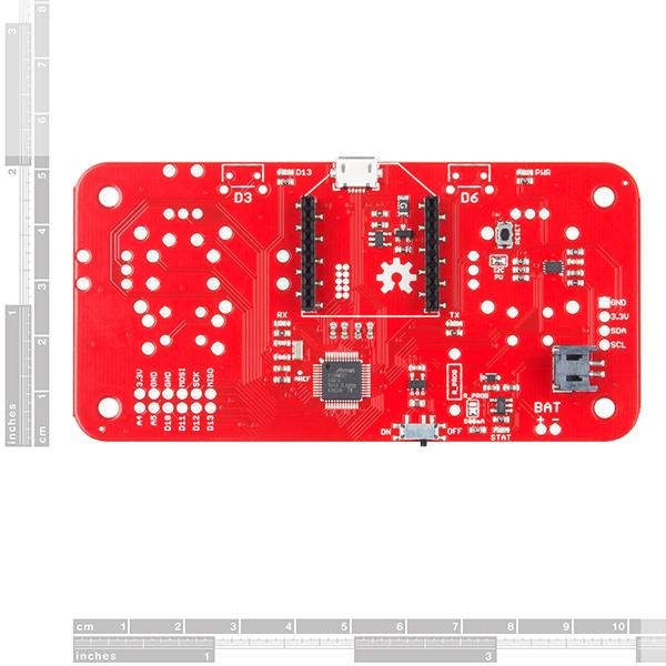 SparkFun Wireless Joystick Kit 1