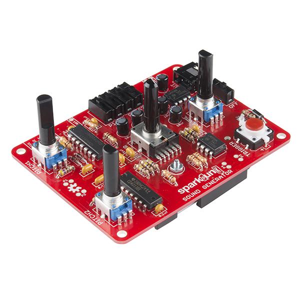 SparkPunk Sound Kit 0