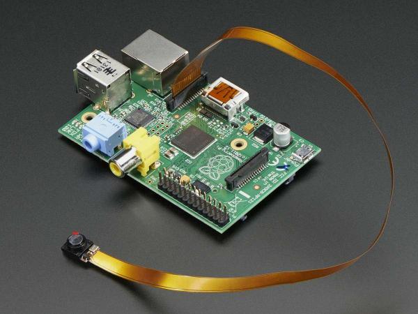 Camera Spy pentru Raspberry Pi 0