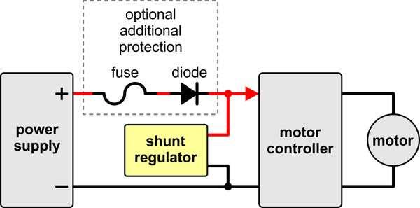 Stabilizator de tensiune cu suntare, ajustare fina LV, 1.50Ω, 15W [4]
