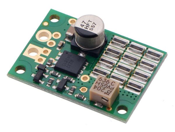 Stabilizator de tensiune cu suntare, ajustare fina LV, 1.50Ω, 15W [0]