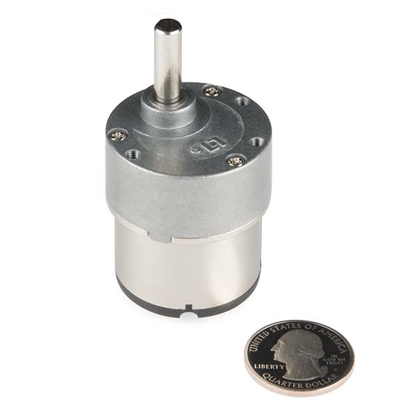Motor 4 RPM Actobotics 0