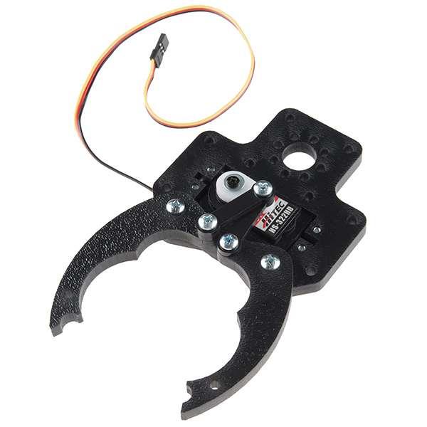 Standard Gripper Kit A - Channel Mount 0