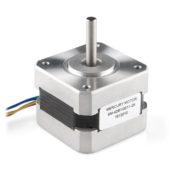 Motor stepper cu cablu 0