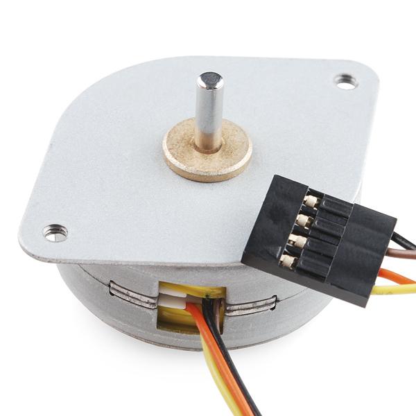 Motor stepper 100g/cm 1
