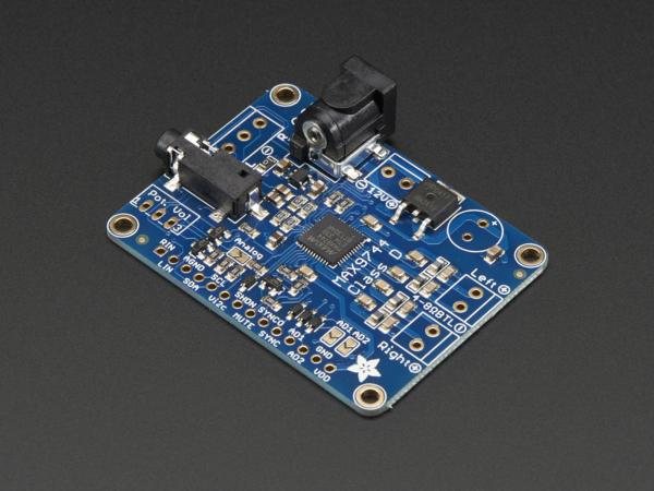 Amplificator Audio Stereo 20W Class D - MAX9744 0