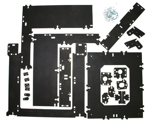 Kit Complet Structura Prusa I3 0