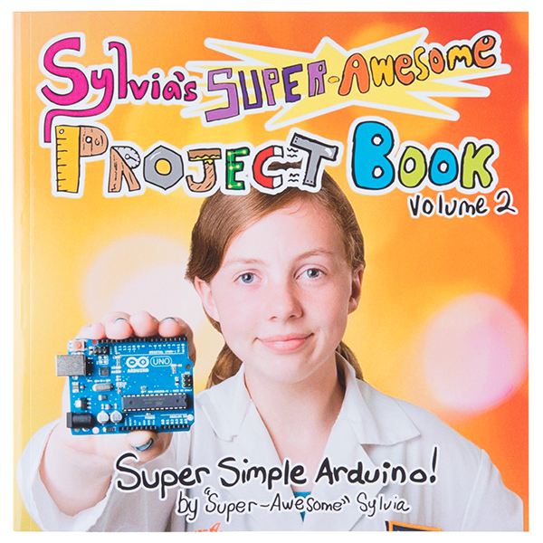 Super-Awesome Sylvia's Super-Awesome Project Book 0