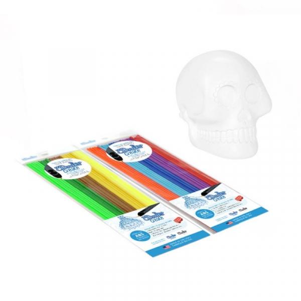 Suport obiect, pentru decorat cu Creion 3Doodler Create - include filamente 2